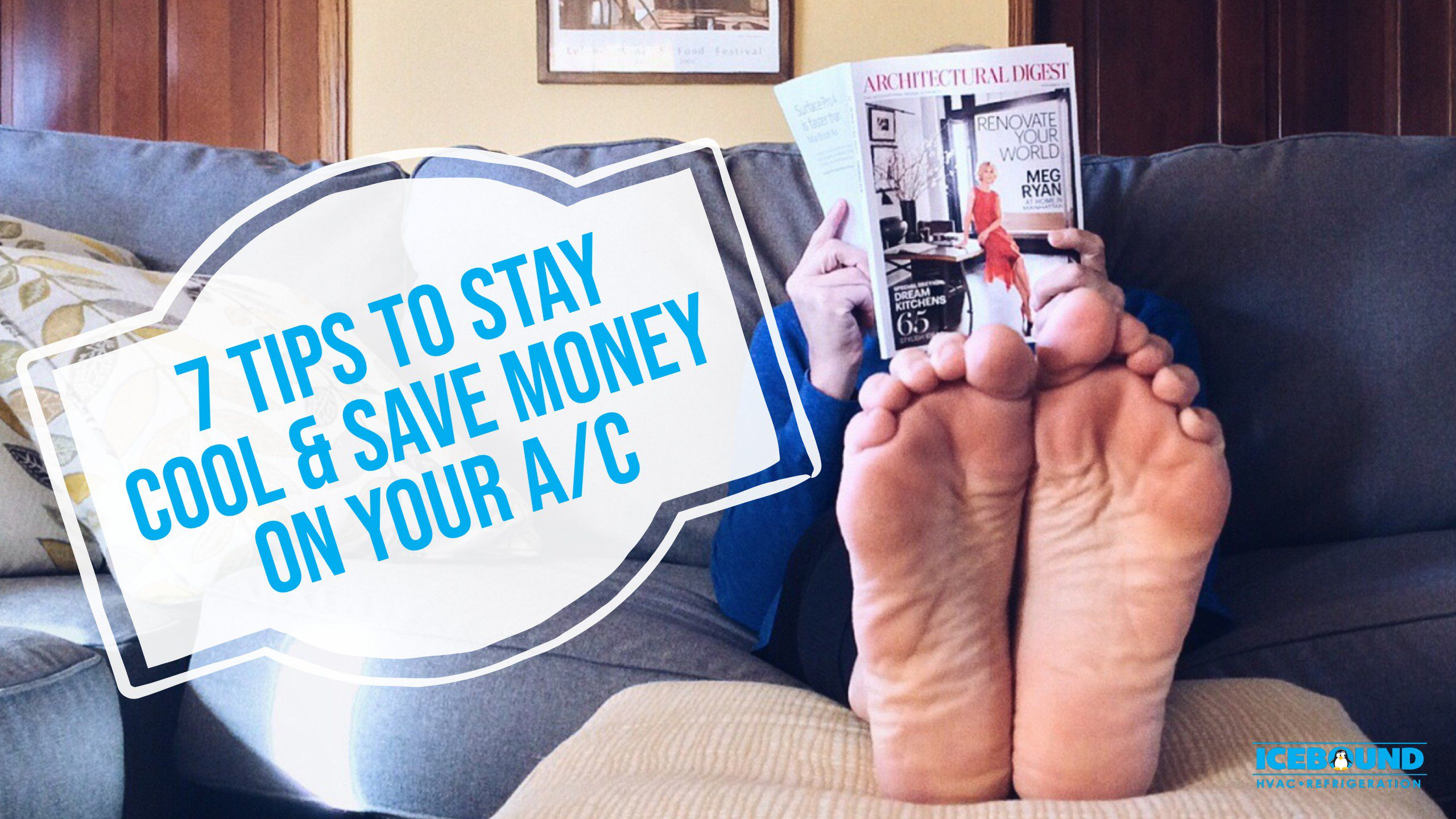 Tips on how to save money on your air conditioning unit.