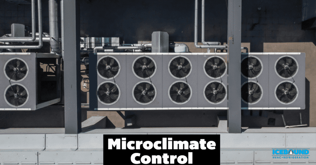 Rooftop units serviced by Service Emperor HVAC & Refrigeration