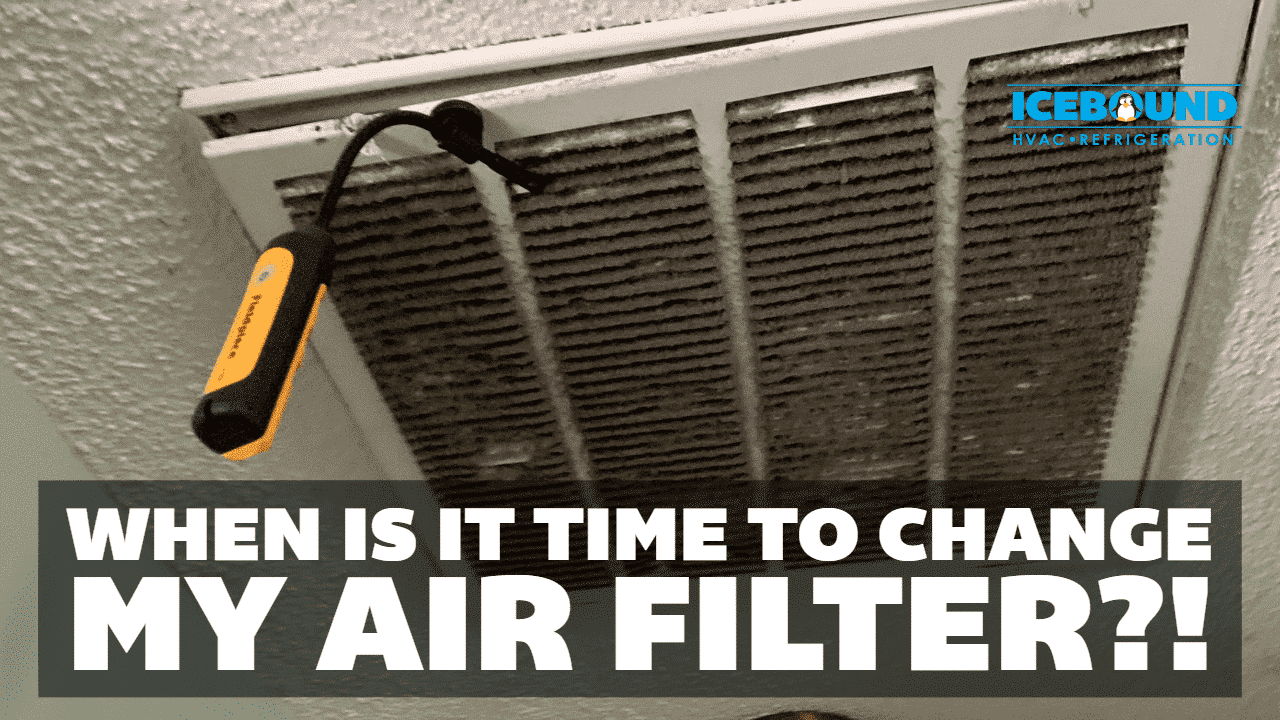 Replacing your filter is not a science