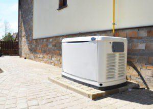 whole home generator installation savannah