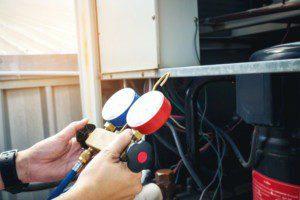 heat pump repair in Whitmarsh Island
