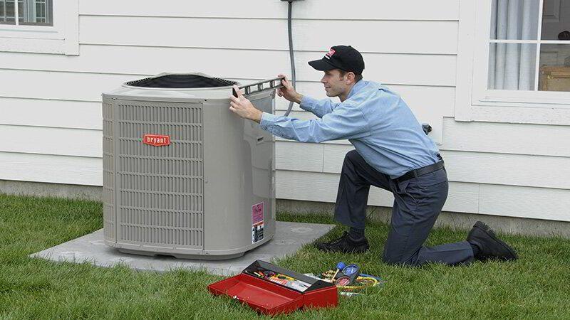 Heat Pump Services Savannah GA