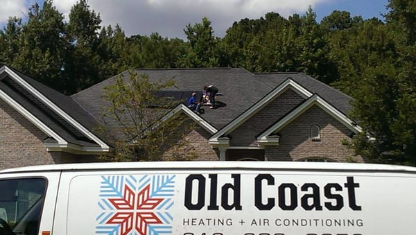 Old Coast Heating & Air Conditioning