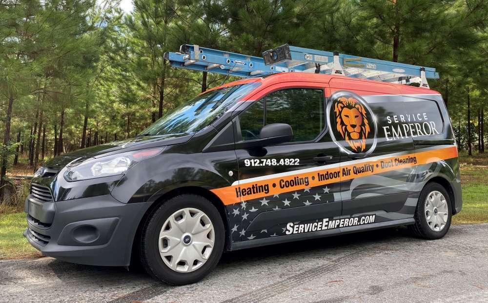 Service Emperor Service Van