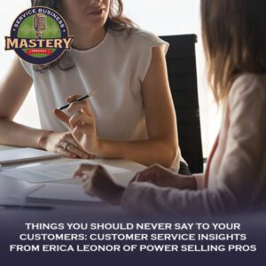 SBM 608 | Customer Service